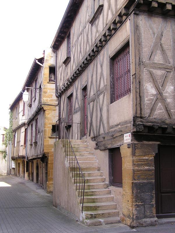 Journées du patrimoine 2017 - Découverte de Marcigny