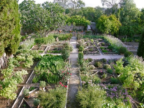 Rendez Vous aux Jardins 2018 -Jardins du château d'Arnajon