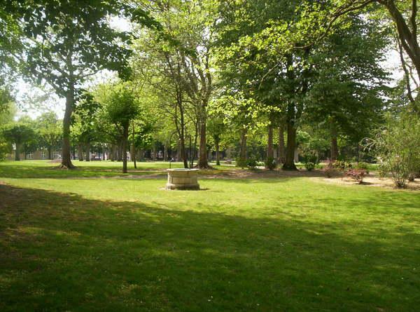 Crédits image : Parc et jardins en Centre-Val de Loire