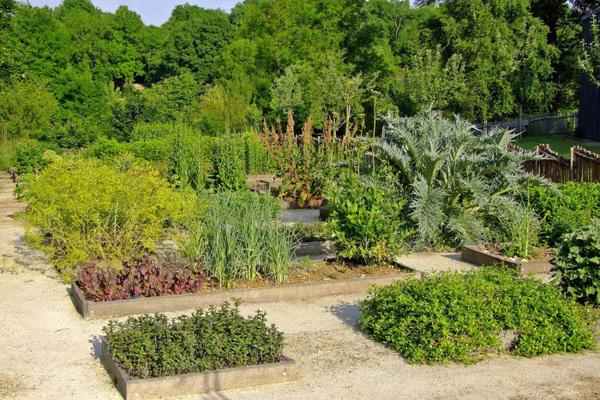 Rendez Vous aux Jardins 2018 -Jardin Carolingien