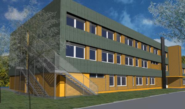 Bâtiment CFA Morbihan