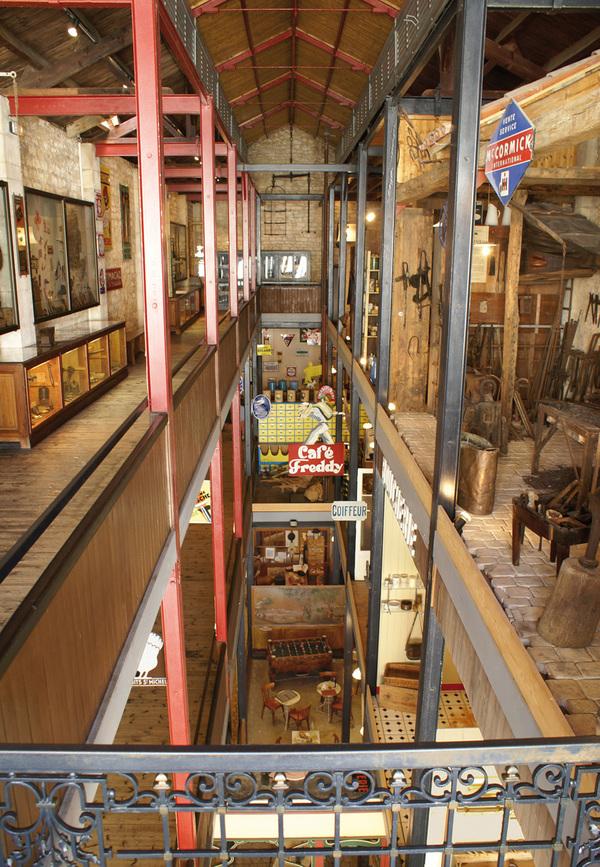 Nuit des musées 2019 -Musée des Commerces d'Autrefois