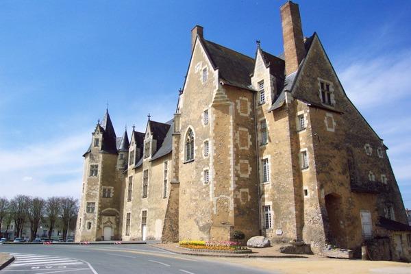 Journées du patrimoine 2019 - Château de Baugé