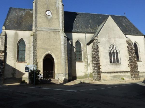 Journées du patrimoine 2017 - Qu'est-ce qu'une église ?