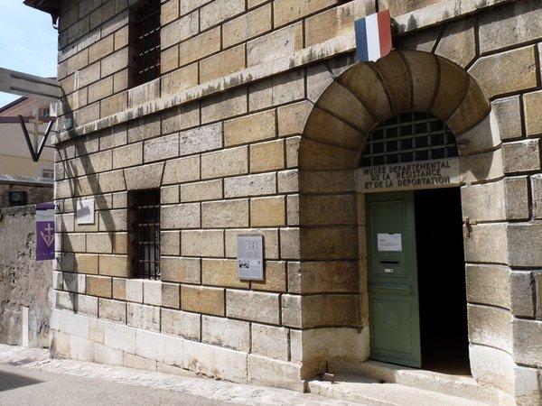 Nuit des musées 2018 -Musée départemental d'histoire de la Résistance et de la Déportation de l'Ain et du Haut-Jura