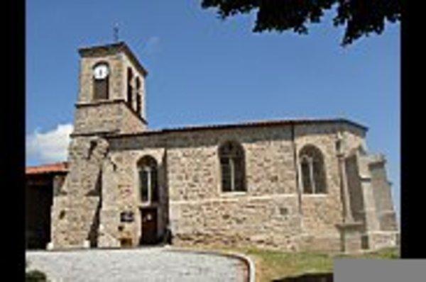 Journées du patrimoine 2017 - Eglise répertoriée, clocher classé