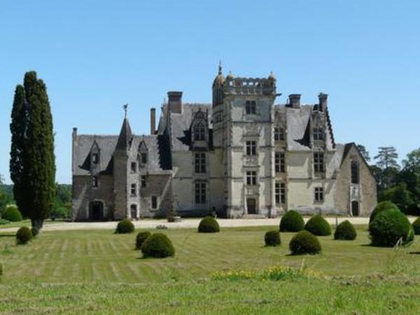 Journées du patrimoine 2018 - Château de Saint-Ouen
