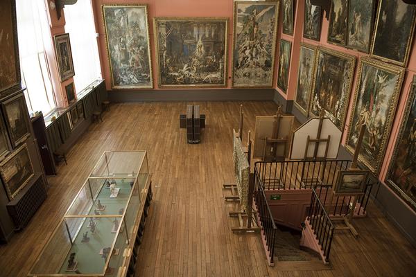 Nuit des musées 2018 -Musée national Gustave Moreau