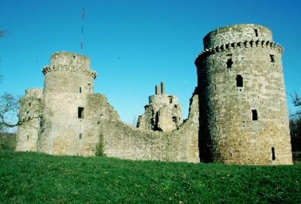 Journées du patrimoine 2017 - Découvrez le Château de la Hunaudaye !
