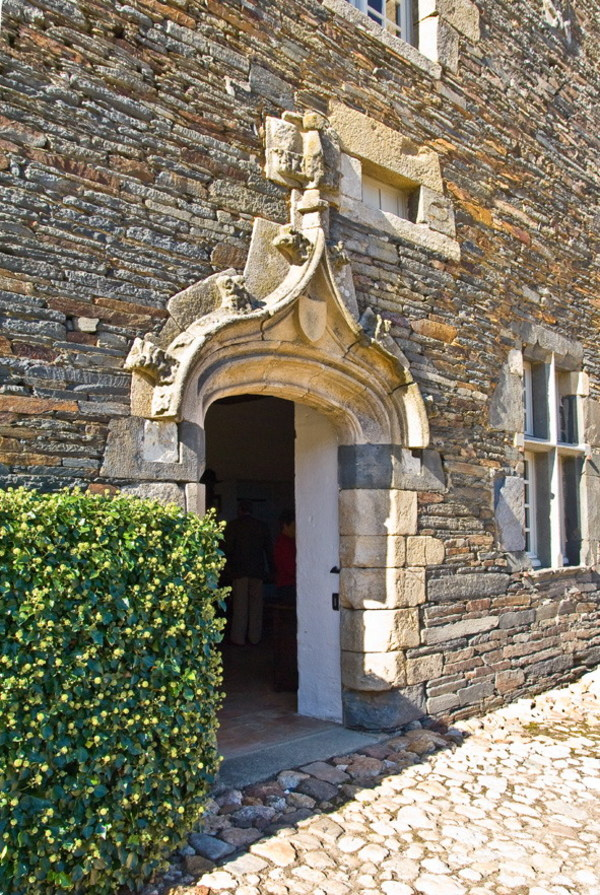 Journées du patrimoine 2018 - Visite intérieure et extérieure du manoir du Correc