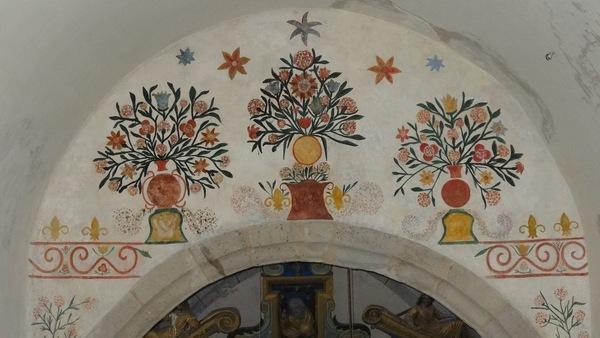 Journées du patrimoine 2017 - Visite guidée d'une église à décors peints du XVIIe siècle