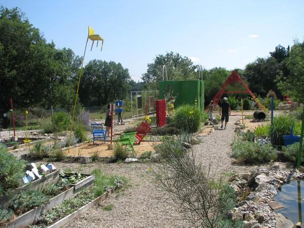 Rendez Vous aux Jardins 2018 -Jardin musée Le Cayrols