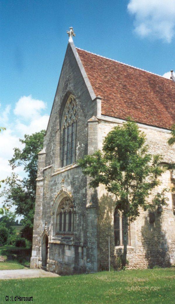 Journées du patrimoine 2018 - Visite libre des extérieurs de la chapelle des ducs d'Alençon