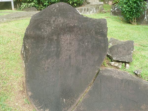 Rendez Vous aux Jardins 2018 -Parc archéologique des roches gravées