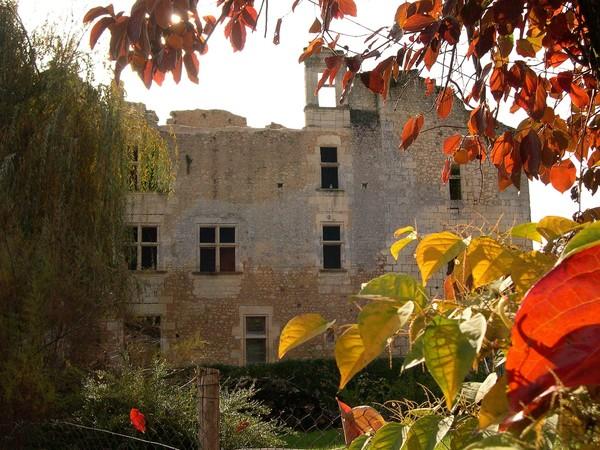 Crédits image : © château de Barrière-Villamblard