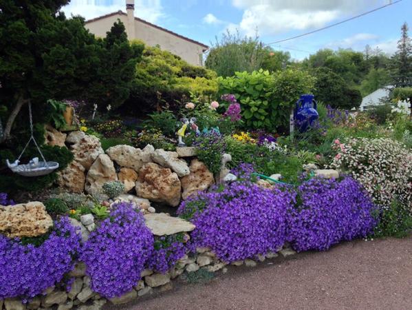 Rendez Vous aux Jardins 2018 -Le jardin de Chalonne