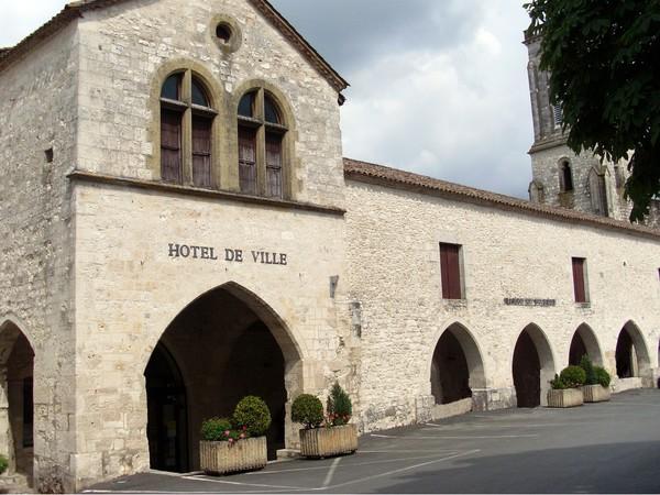 Crédits image : © Mairie de Castillonnès