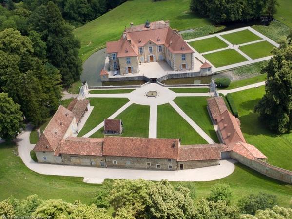 Journées du patrimoine 2020 - Visite guidée du château et accès au parc = spectacle de danse Renaissance par l'association Rinascimento Alpino