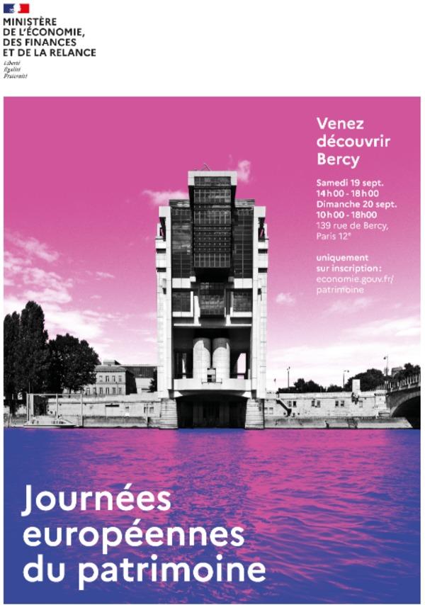 Journées du patrimoine 2020 - Visite artistique et architecturale des ministères économiques et financiers