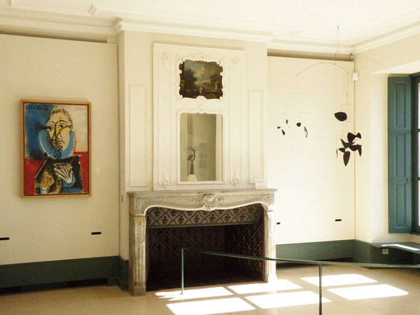 Journées du patrimoine 2017 - Alexander Calder: La Gouacherie