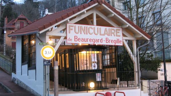 Journées du patrimoine 2017 - Atelier jeune public autour du Funiculaire de Besançon
