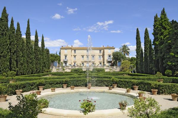 Journées du patrimoine 2017 - Domaine de Flaugergues : château et jardins