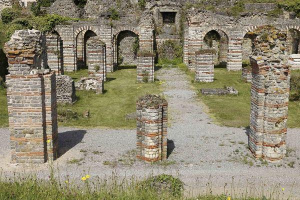 Crédits image : Emmanuel Watteau, forum antique de Bavay, département du Nord