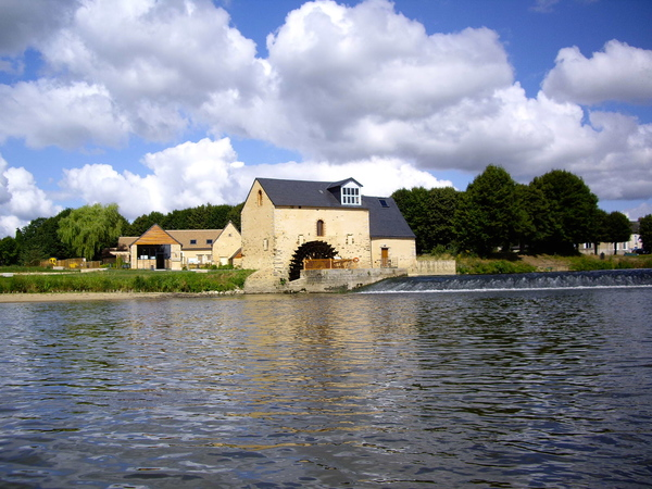 Journées du patrimoine 2018 - Découvrez le Moulin Cyprien en accès libre !