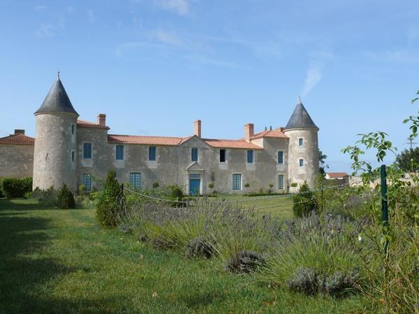 Rendez Vous aux Jardins 2018 -Château de La Chevallerie