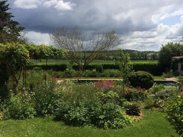 Rendez Vous aux Jardins 2018 -Un jardin sous le ciel