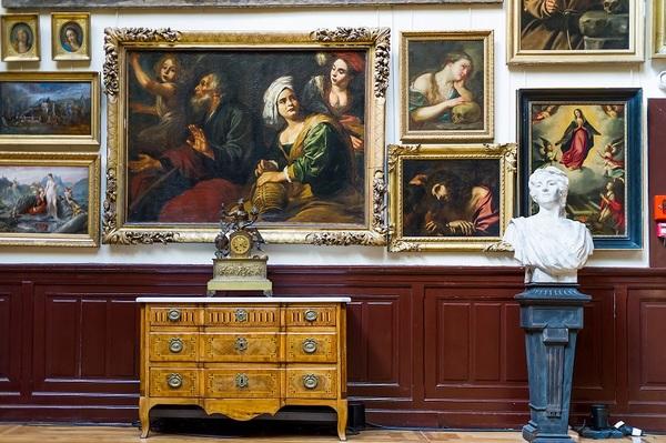Nuit des musées 2019 -Musée des beaux-arts et d'archéologie de Vienne