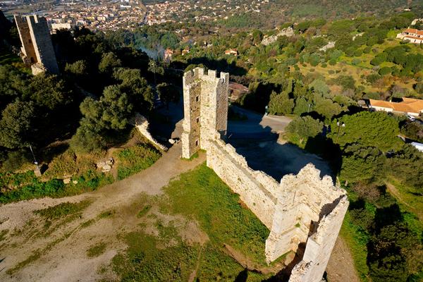 Journées du patrimoine 2018 - Visite commentée du château d'Hyères