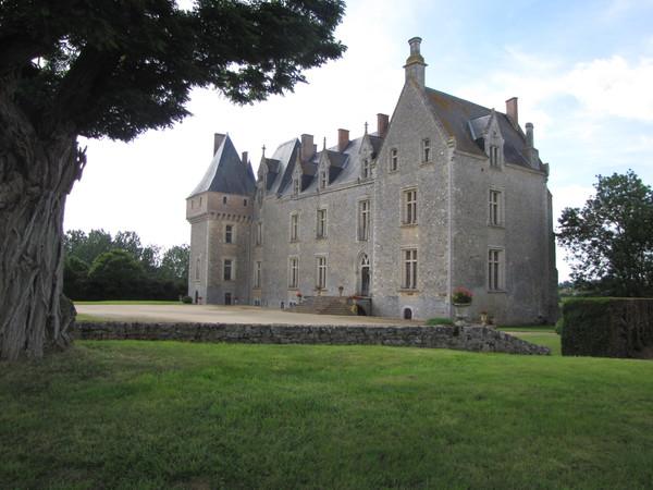 Journées du patrimoine 2018 - Château et chapelle de Varennes l'Enfant