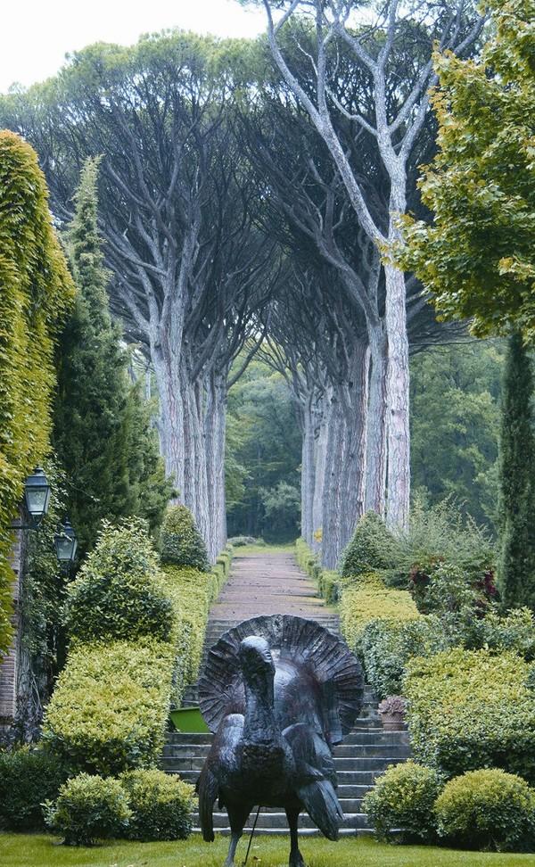 Rendez Vous aux Jardins 2018 -Parc et jardin du château de Saurs