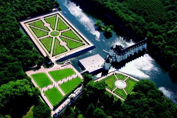 Journées du patrimoine 2017 - Chenonceau, l'inoubliable château