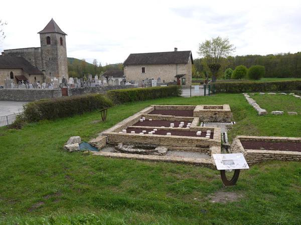 Journées du patrimoine 2017 - Visite d'un site archéologique
