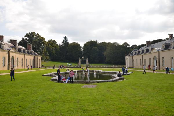 Journées du patrimoine 2017 - Visite du parc de sculptures
