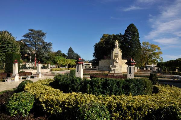 Rendez Vous aux Jardins 2018 -Jardin de l'Abbaye - Square Lucien Beaufrère et jardins associés