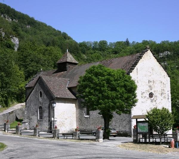 Journées du patrimoine 2017 - Rossillon : visite commentée de l'église Saint-Pierre.