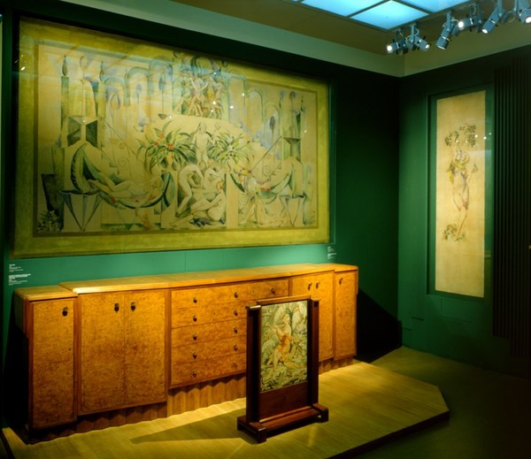 Nuit des musées 2018 -Musée municipal Saint-Germain-en-Laye - Collections Paul et André Vera
