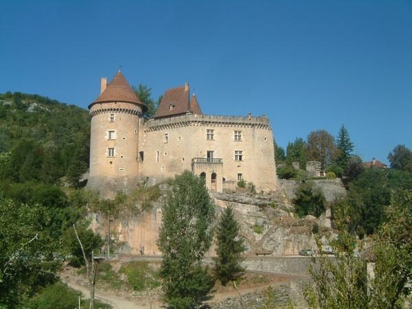 Journées du patrimoine 2017 - Visite guidée du château de Cabrerets