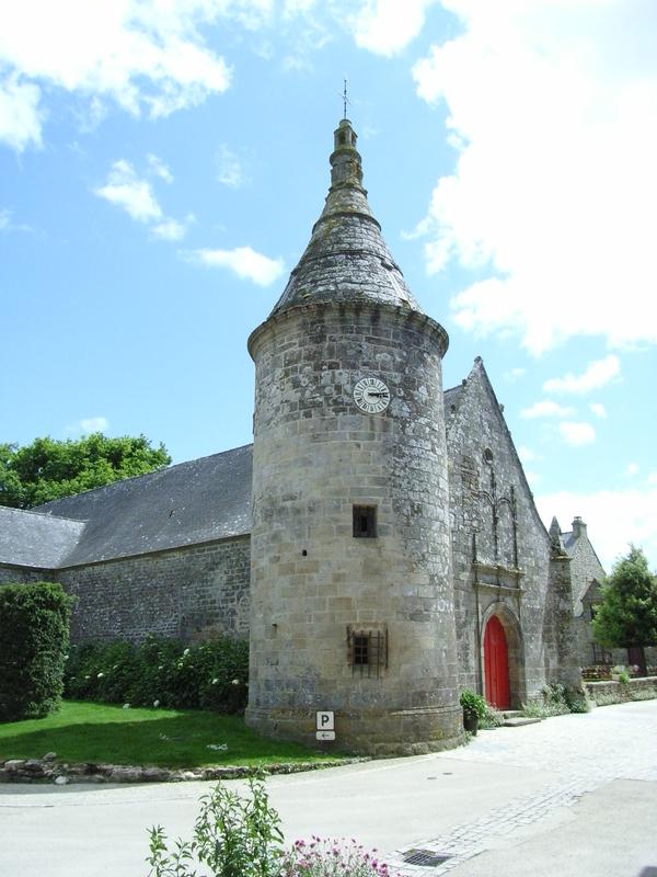 Journées du patrimoine 2018 - Visite guidée du bourg du Guerno et de l'église Saint Jean-Baptiste