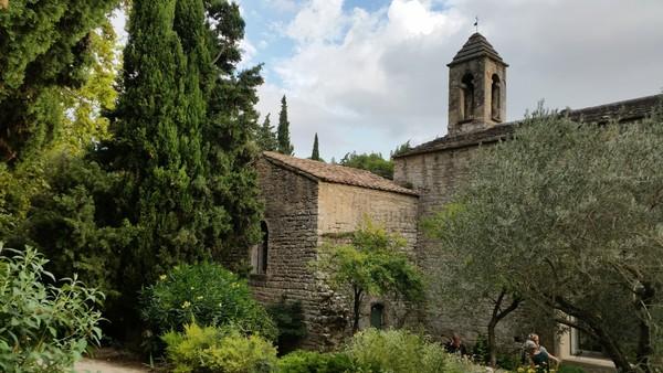Journées du patrimoine 2017 - Domaine de l'abbaye  Sainte-Marie de Pierredon