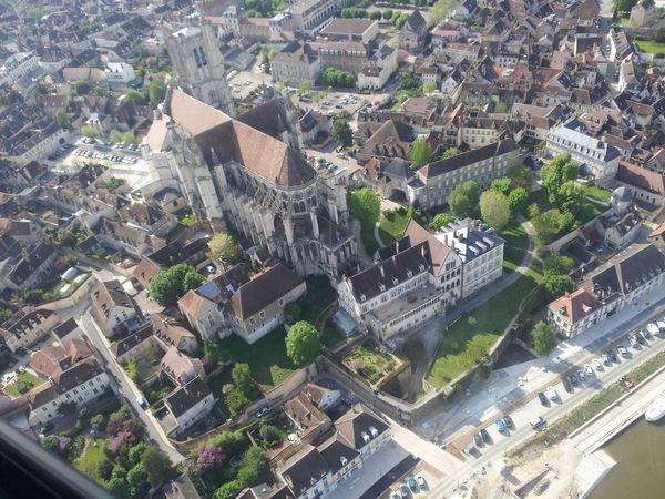 Journées du patrimoine 2017 - Préfecture de l'Yonne - ancien palais épiscopal