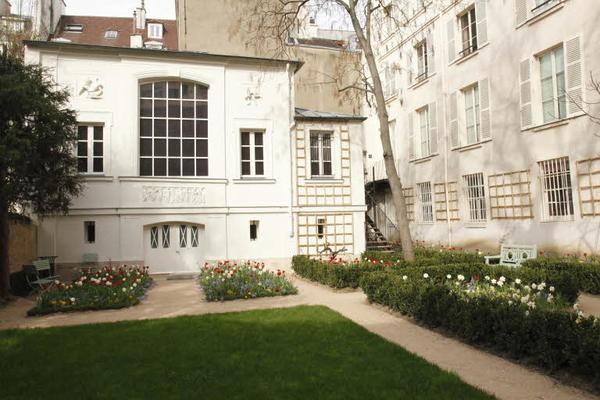 Rendez Vous aux Jardins 2018 -Musée national Eugène-Delacroix