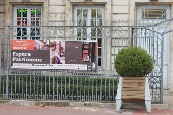 Journées du patrimoine 2017 - Exposition temporaire de l'Espace Patrimoine :