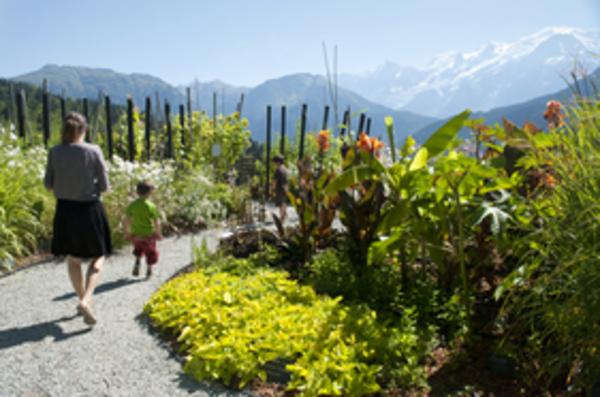 Rendez Vous aux Jardins 2018 -Jardin des Cimes
