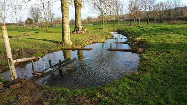 Rendez Vous aux Jardins 2018 -Le jardin d'eau et de poesie
