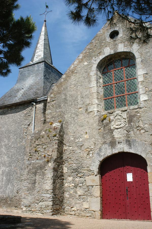 Journées du patrimoine 2017 - Chapelle de Prigny