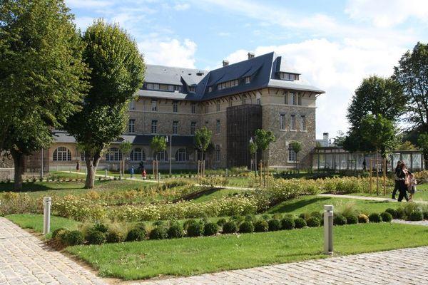 Crédits image : Châlons-en-Champagne, Maison de la région © Région Grand Est
